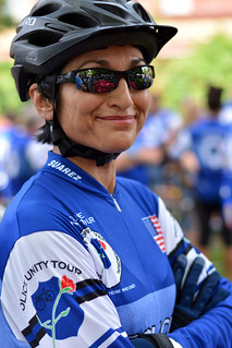Police Unity Tour Route Harford County Route