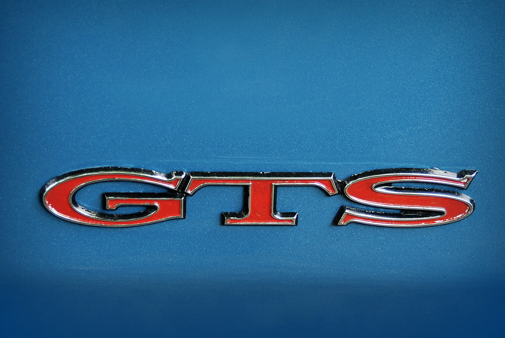 Good Guys 05 17 15 023 Dodge Dart Gts Emblem Speedprophoto Flickr