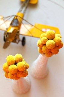 Craspedia / Billy Buttons | by Precious Style