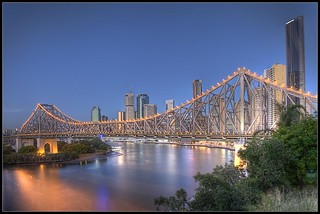 Brisbane, Australia | by CrossEyedCat