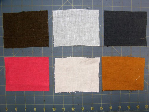 Cutting ~I Ching Modern Quilt-along | by daintytime