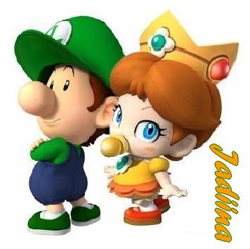 Baby luigi and baby daisy facebook - Bebe mario et bebe luigi ...