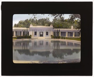 """Arcady,"" George Owen Knapp house, Sycamore Canyon Road, Montecito, California. (LOC) 