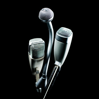 Mic | by Boonphotography