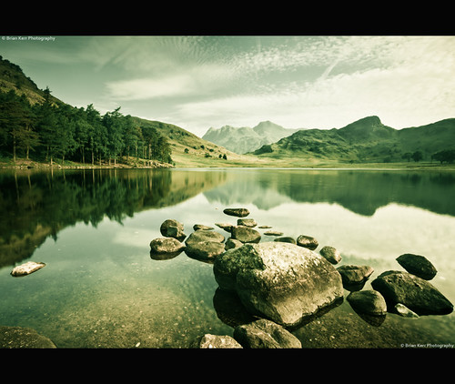 Reflections Of Blea Tarn | by .Brian Kerr Photography.