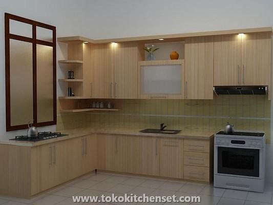 Kitchen Set Dan Exhaust Hood By Fa Isal