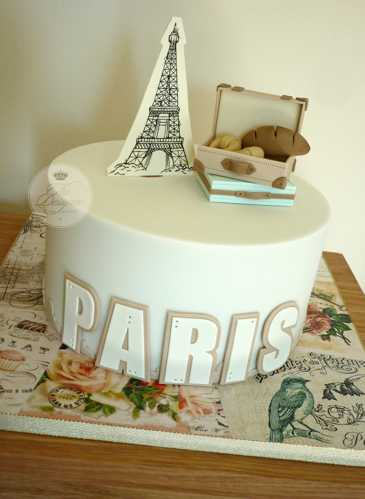 18th Birthday Cake Birthday Cake For A Girl Called Paris