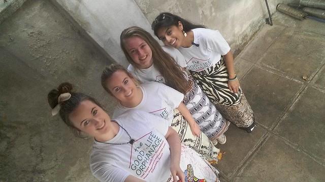 GLO Volunteers Uniform