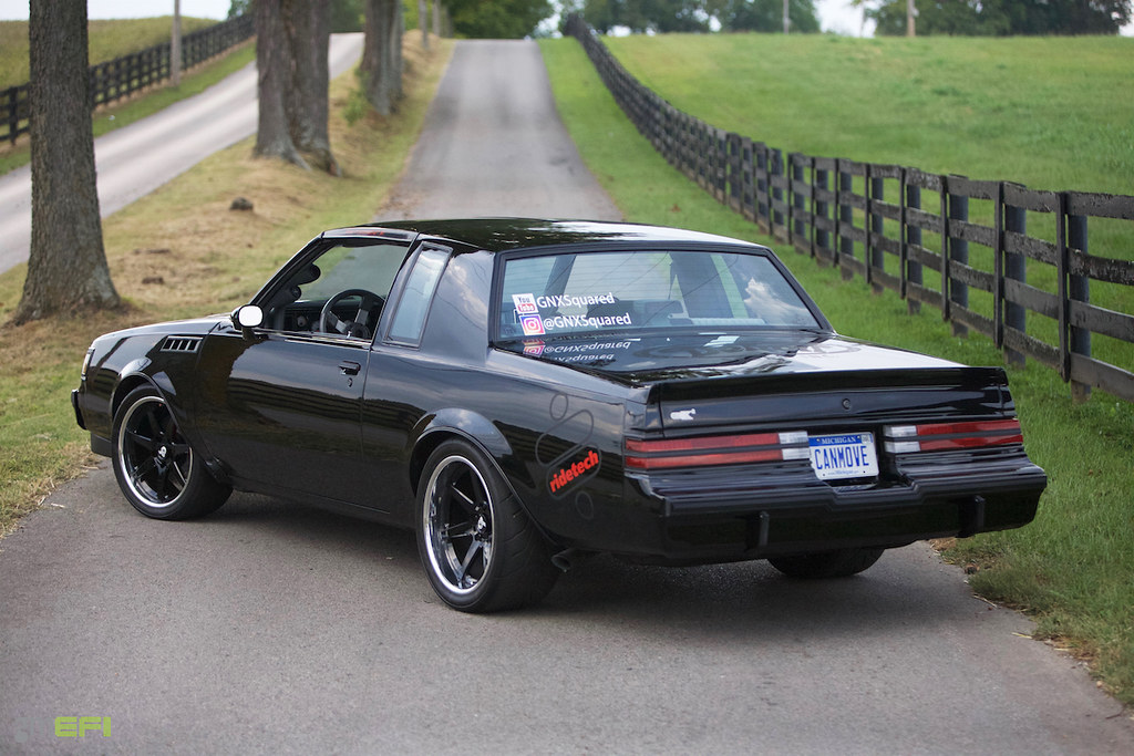 Rich Townsend's '87 Buick Grand National on Forgeline CV3C…   Flickr