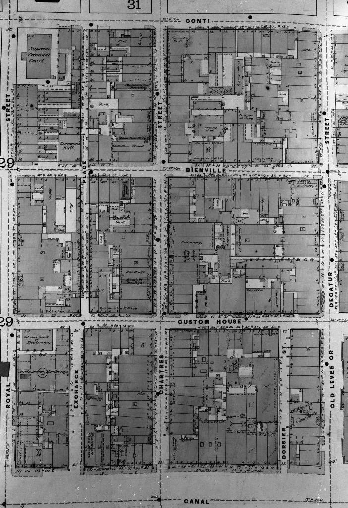 Sanborn\'s Insurance Maps | Howard-Tilton Library (Tulane Uni… | Flickr