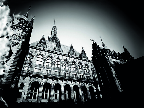 Rathaus Hamburg | by Trashcam Project
