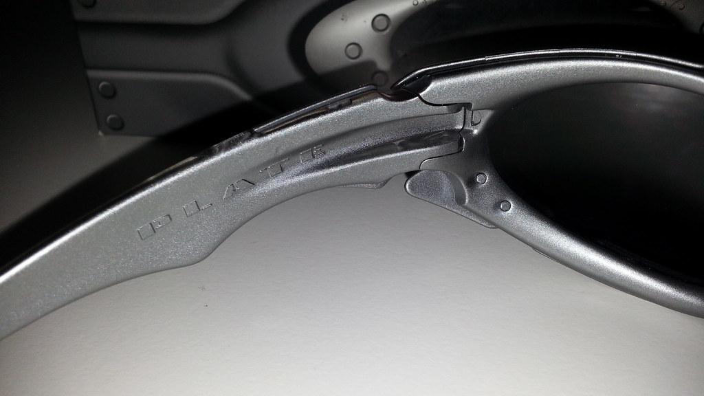d19b98fa01 ... Stormbringer2009 Oakley Sku   03-850 Plate Dark Silver Black Iridium