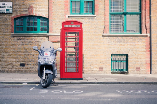 London Phone Booth | by derekskey