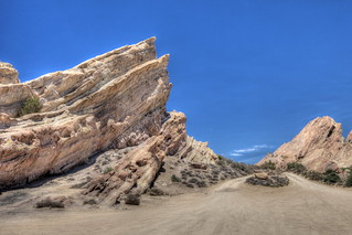 Vasquez Rocks | by Mike Hume