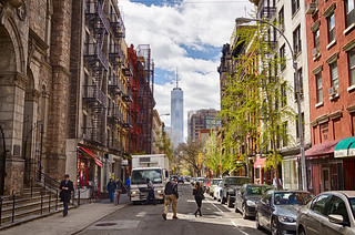 One WTC from West village | by Manu Beaudon
