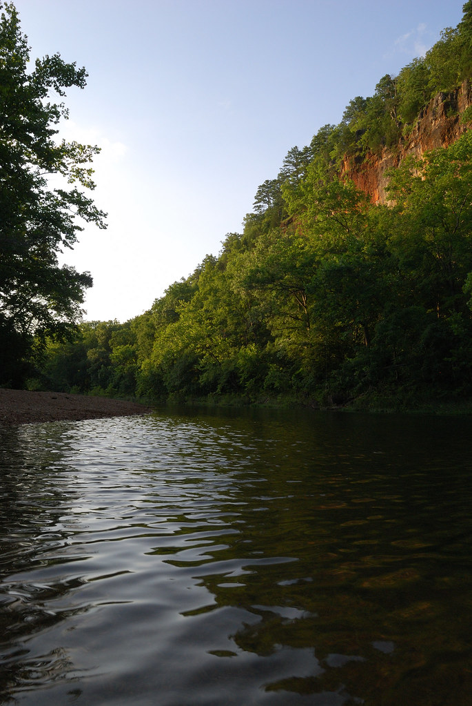 Huzzah creek and red bluff red bluff campground missouri flickr huzzah creek and red bluff red bluff campground missouri by ozarks walkabout sciox Images