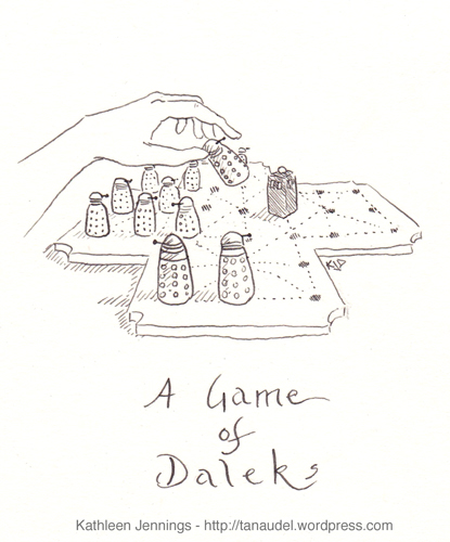 A Game of Daleks | by tanaudel