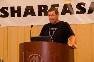 Shawn Collins at Affiliate Summit Central 2012 | by affiliatesummit