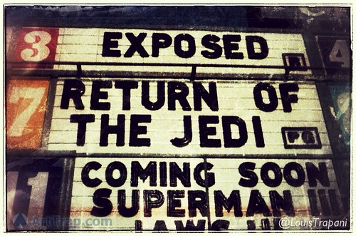 Taken 30 years ago today. #StarWars #ROTJ | by Louis Trapani
