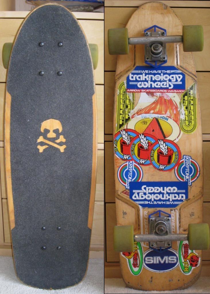 Benjy Board - Jeremy Henderson A Frame | Original 1978-9 Ben… | Flickr
