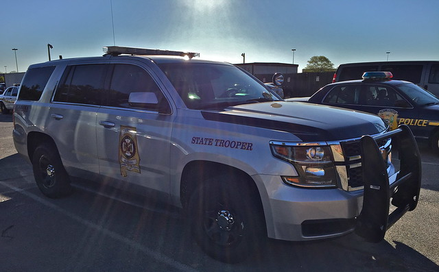 2015 or newer Chevy Tahoe Police Vehicles  Flickr