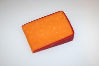 07 - Zutat Cheddar / Ingredient cheddar cheese