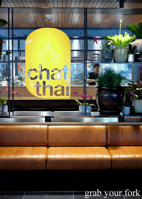 Chat Thai at Gateway Sydney in Circular Quay