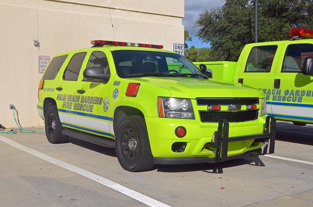 Palm Beach Gardens Fire Rescue EMS Supervisor | Palm Beach G… | Flickr