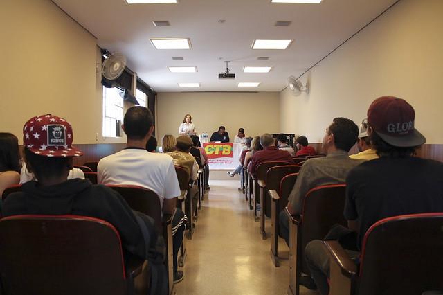 Plenária das ocupações escolares em MG