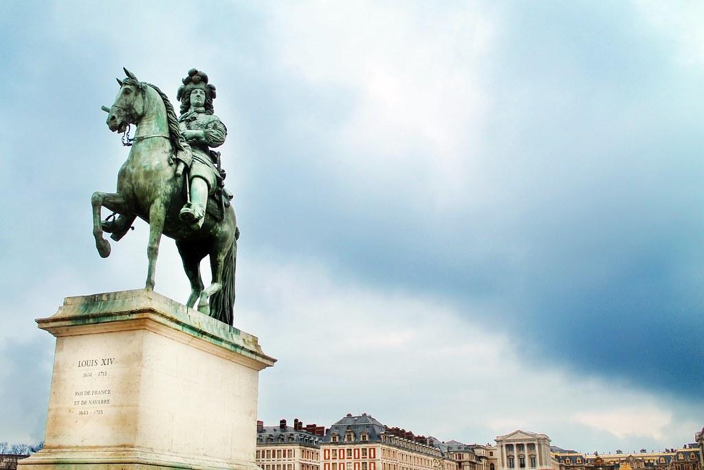 Drawing Dreaming -  guia de sobrevivência de Versailles - Louis XIV