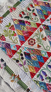 A12 Sweet Surrender By Sue Cody Pieced By Beth And