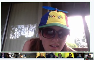 Tanya Bulloch google+ hangout | by CraigShipp.com Photos - Events / People / Places