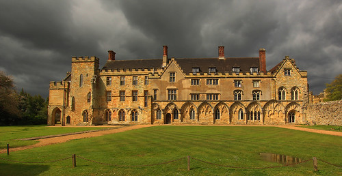 Abbey Buildings Battle of Hastings Site. | by Pioneer20
