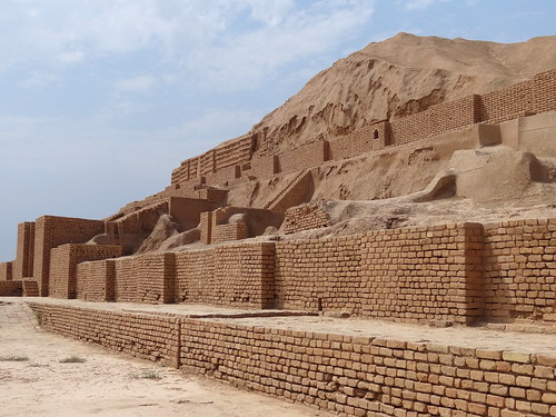 Ziggurat - Choqa Zanbil - Southwestern Iran - 02 | by Adam Jones, Ph.D. - Global Photo Archive