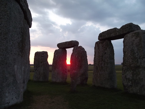 Stonehenge Midsummer Sunrise 2013 | by The Stonehenge Stone Circle Website.