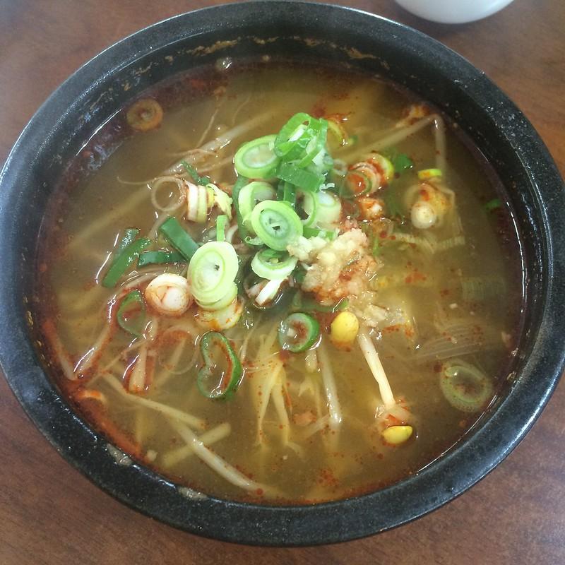 신사역 따로국밥