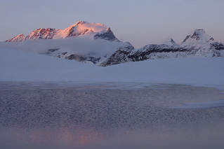 Sunset on Gran Paradiso | by a galaxy far, far away...