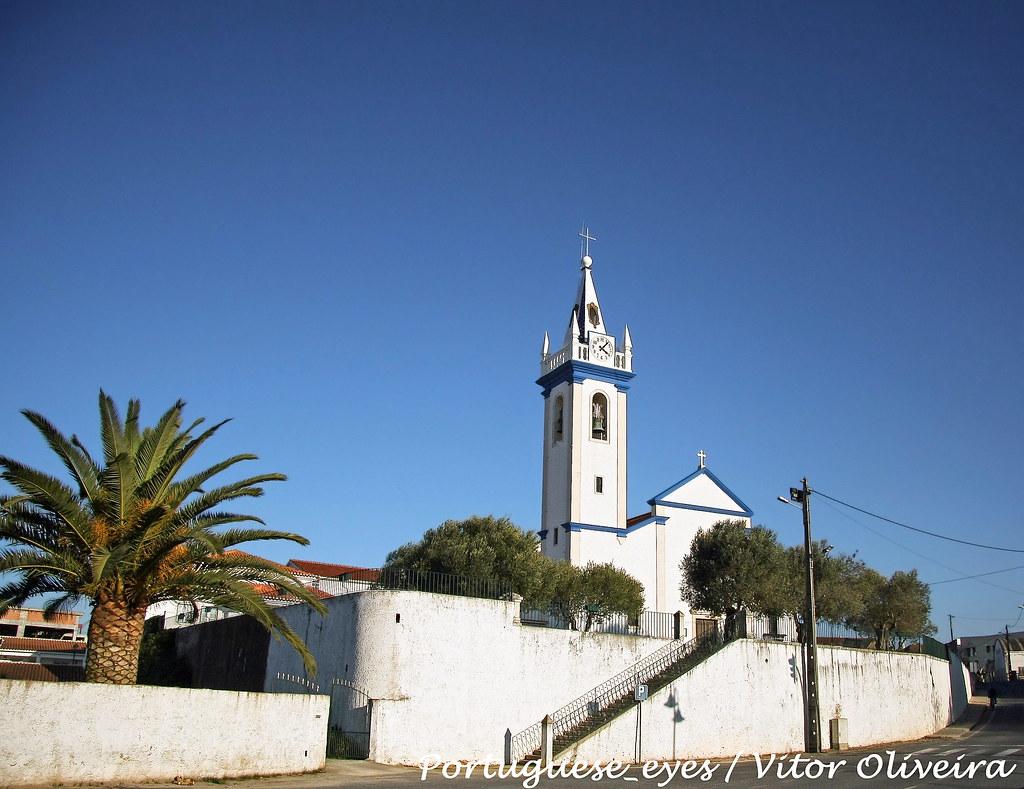 Igreja De Nossa Senhora Da Luz A Dos Cunhados Portugal Flickr