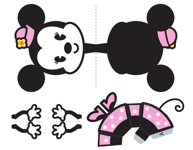 Image Result For Coloring Pages Minnie