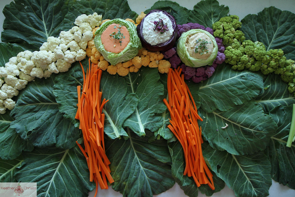 Ultimate Crudite Platter