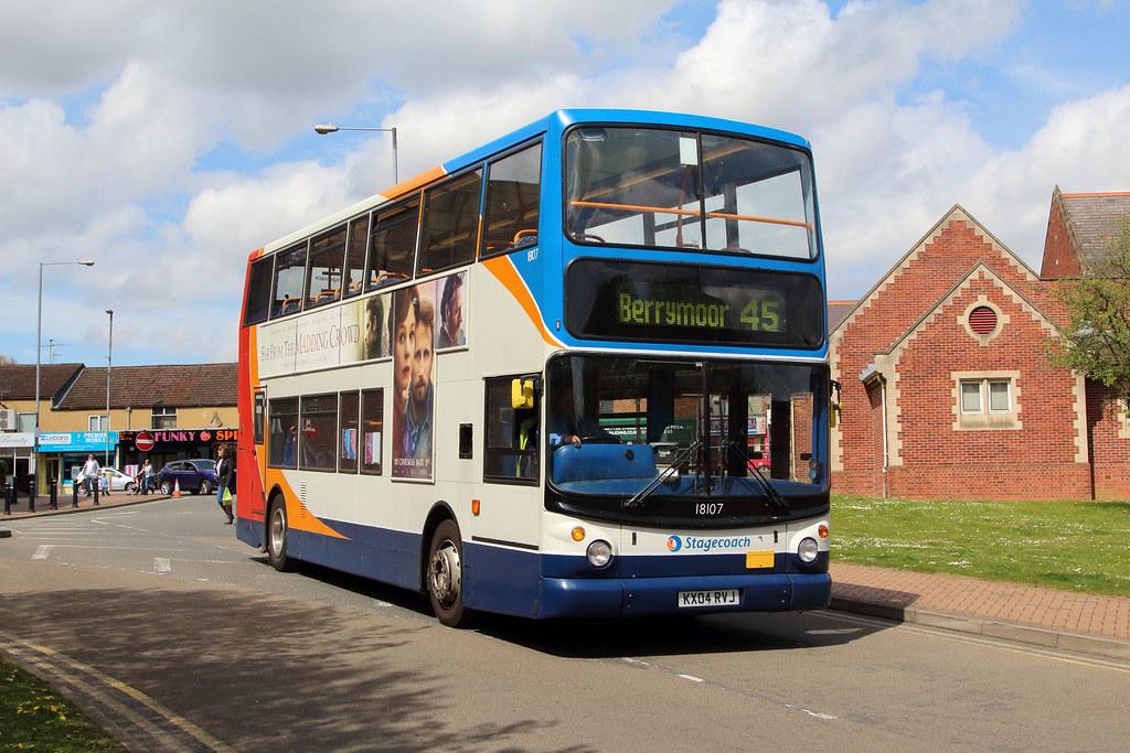 Stagecoach 18107 KX04RVJ   by MKRBus Stagecoach 18107 KX04RVJ   by MKRBus