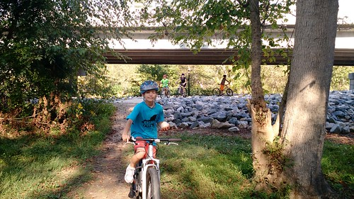 Sept 24 2016 Raleigh Greenway