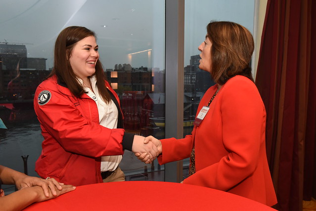 City Year Boston - Women's Leadership Breakfast 2016