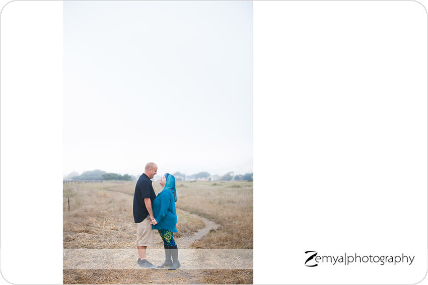 Half Moon Bay Family Portraits: A fall day… in summer preview photo: 0