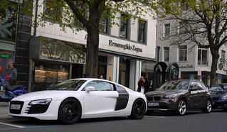 Audi R8 | by MauriceVanGestel Photography