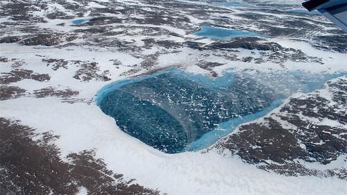 Frozen Greenland Meltpond | by NASA Goddard Photo and Video