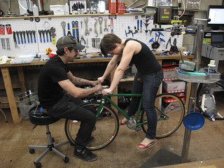 bike building - seat height | by ooh_food