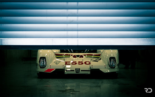 garage peugeot 905 evo 1 bis ev16 in the garage at. Black Bedroom Furniture Sets. Home Design Ideas
