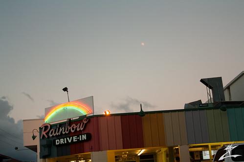 Food Network Rainbow Cake