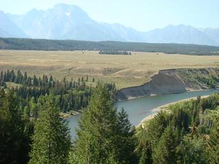 50 Uitzicht met Sanke River
